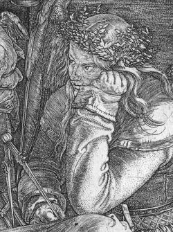 Durer's engraving of Melancholia